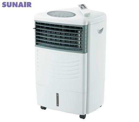sunair ecs11 evaporative air cooler instructions